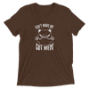 Don't Make Me Cut Mew Cat T-shirt