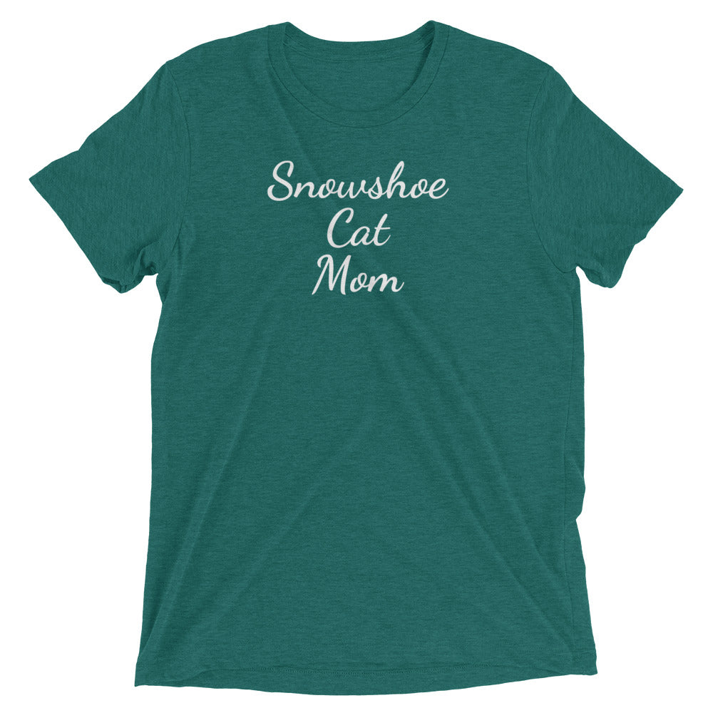 Snowshoe Cat Mom T-Shirt
