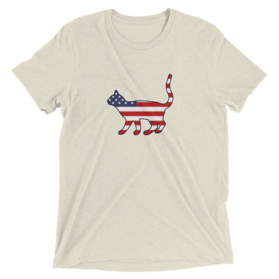 All-American Cat T-Shirt