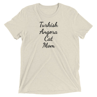 Turkish Angora Cat Mom T-Shirt