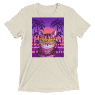 80's Happy Cat T-Shirt