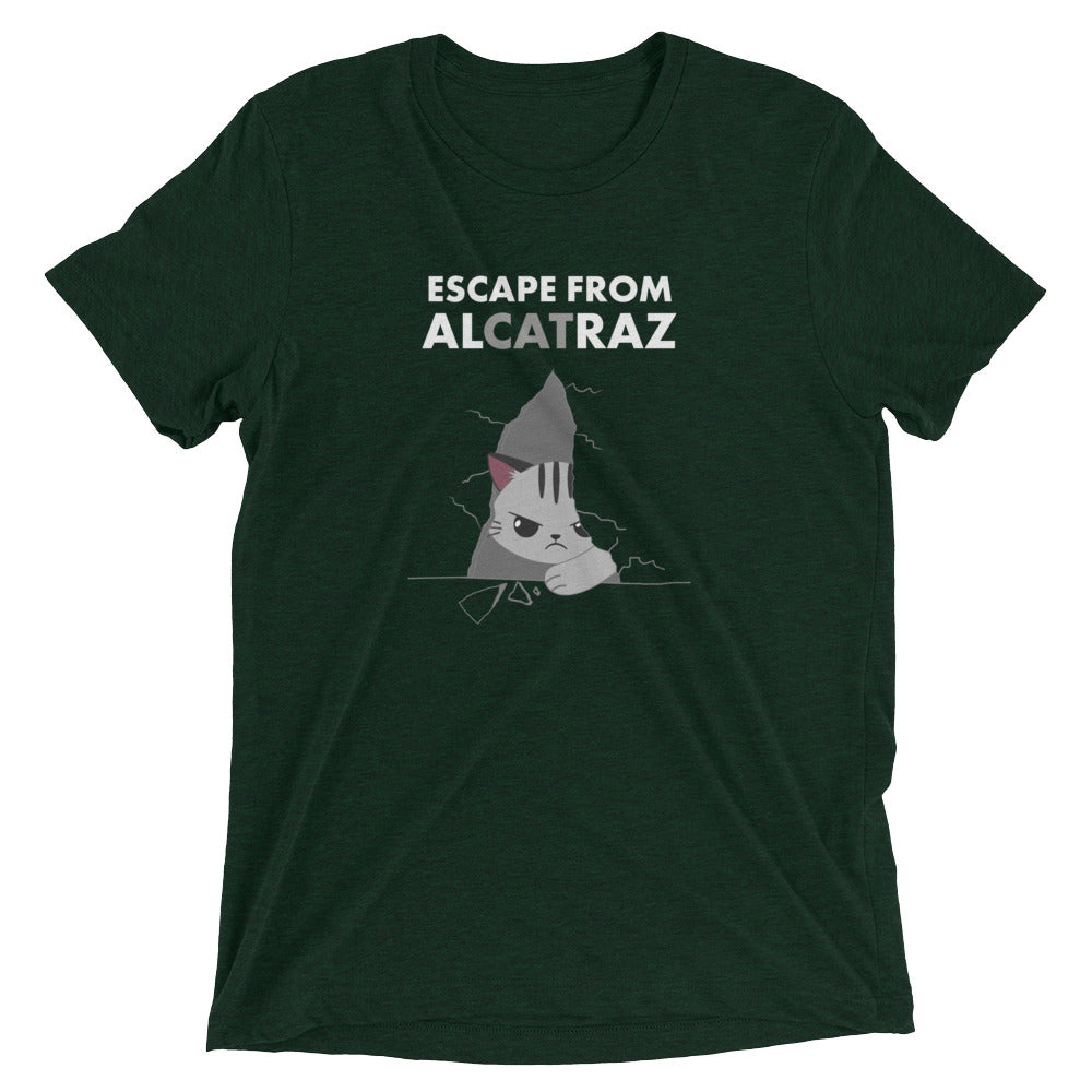 Escape from AlCATraz T-Shirt