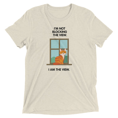 I Am The View Cat T-Shirt
