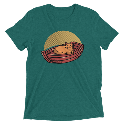 Rowboat Kitty T-Shirt