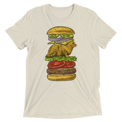 Cat Burger T-Shirt