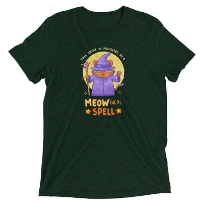 Protected by Meowgical Spell T-Shirt
