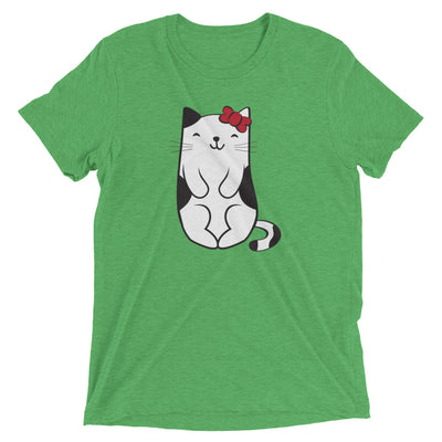 Kitty With Bow In Hair T-Shirt
