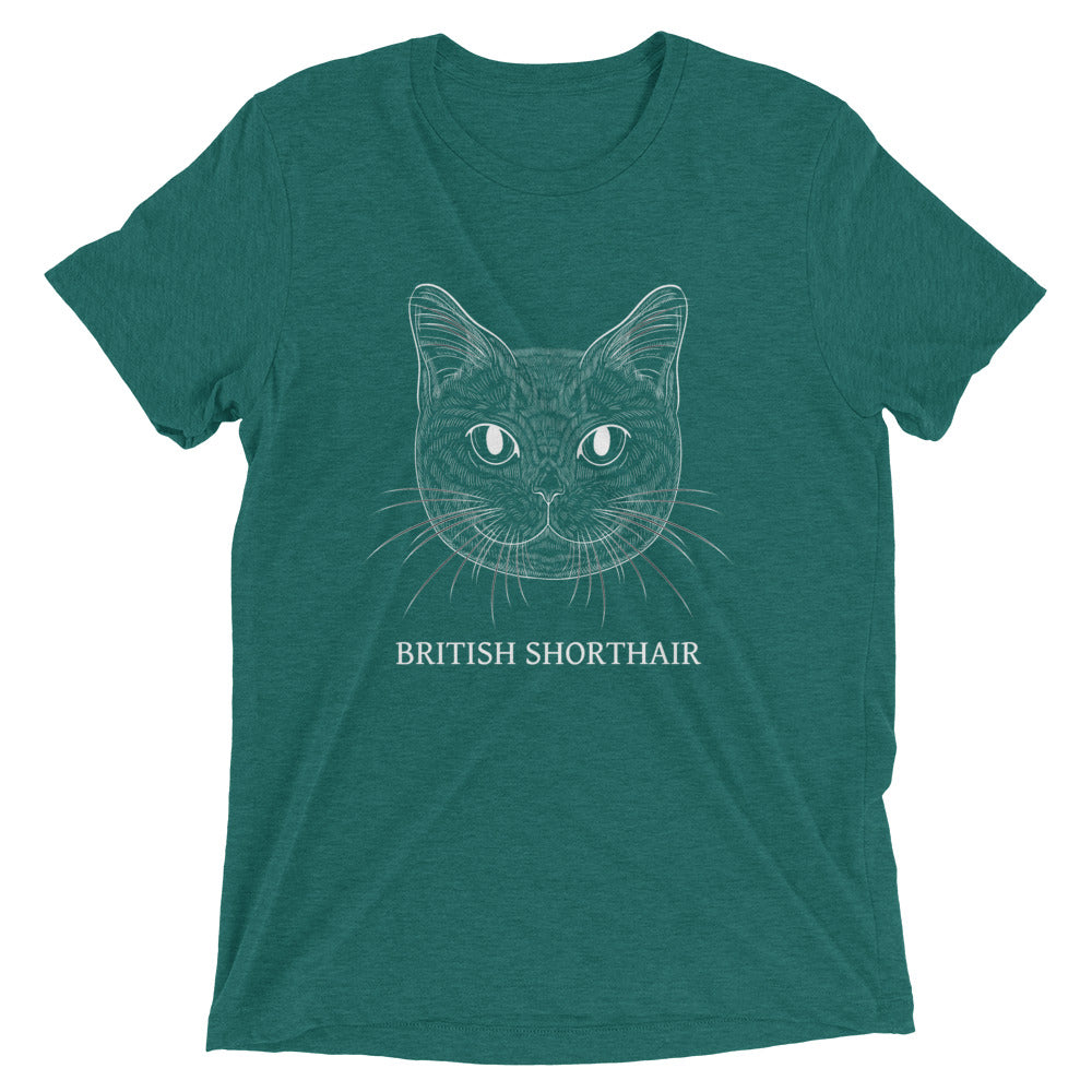 British Shorthair Breed T-Shirt