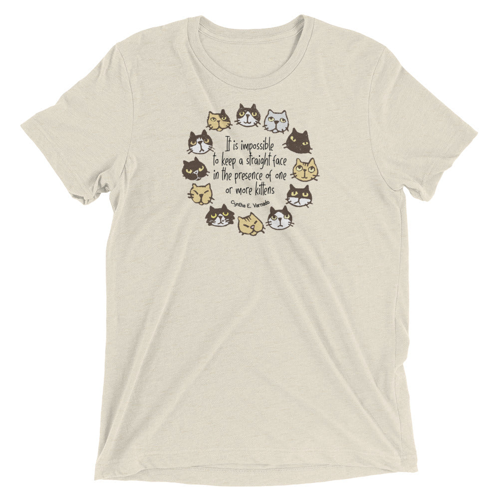 The Presence of Kittens T-Shirt