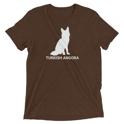 Turkish Angora Cat Breed T-Shirt