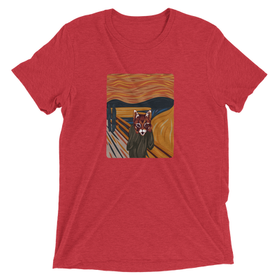The Scream Cat T-Shirt