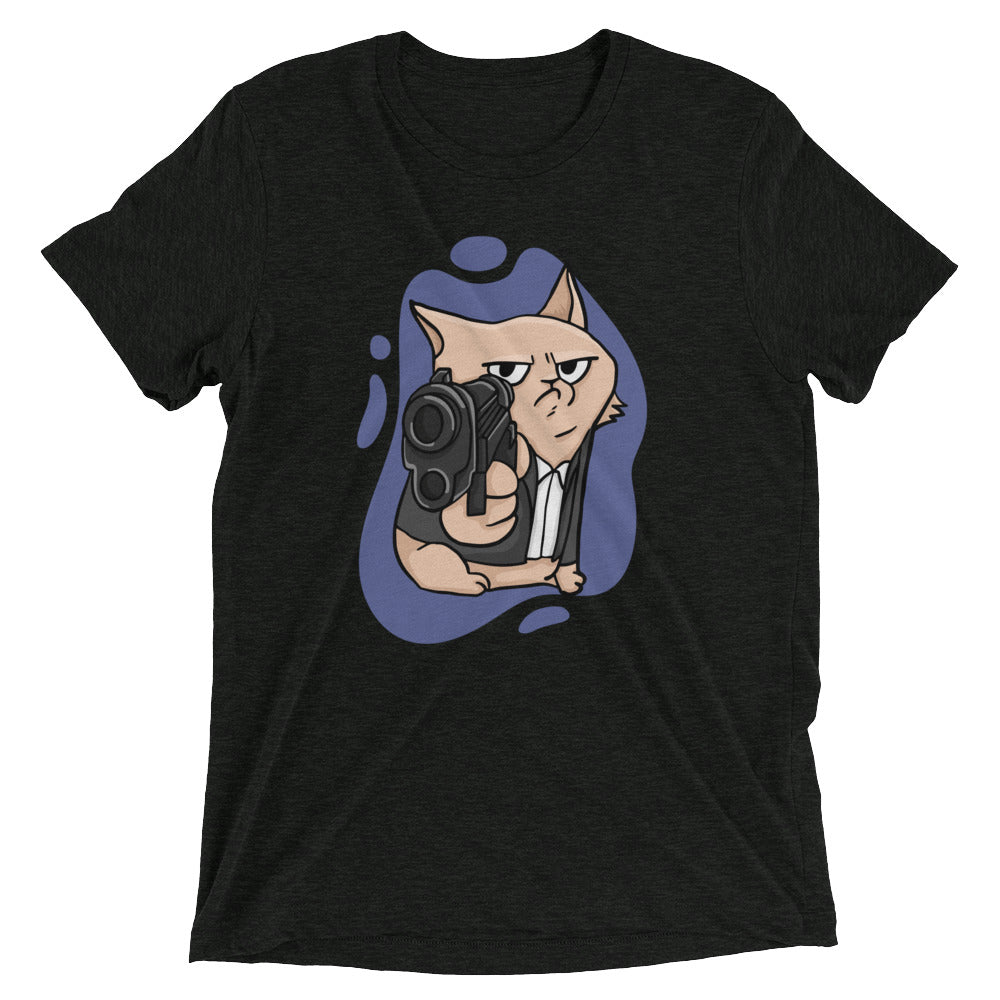 Point Blank Cat Assassin Tee
