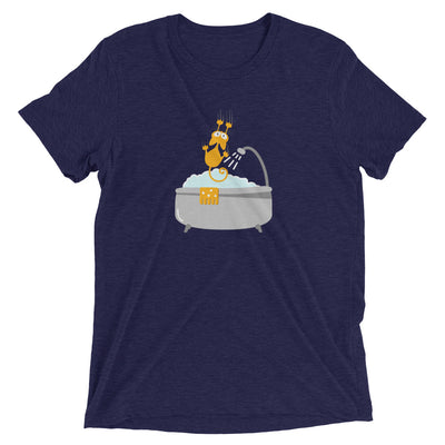 Bathtub Dread Cat T-Shirt