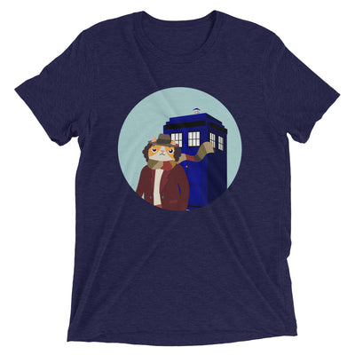 Dr. Who Cat T-Shirt