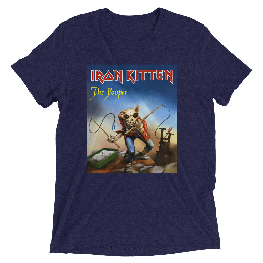 Iron Kitten: The Pooper T-Shirt