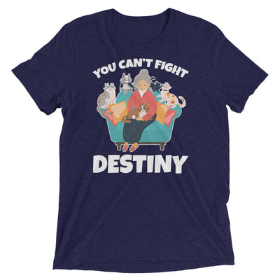 Cat Lady Destiny T-Shirt