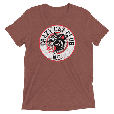 Crazy Cat Club North Carolina Chapter T-Shirt
