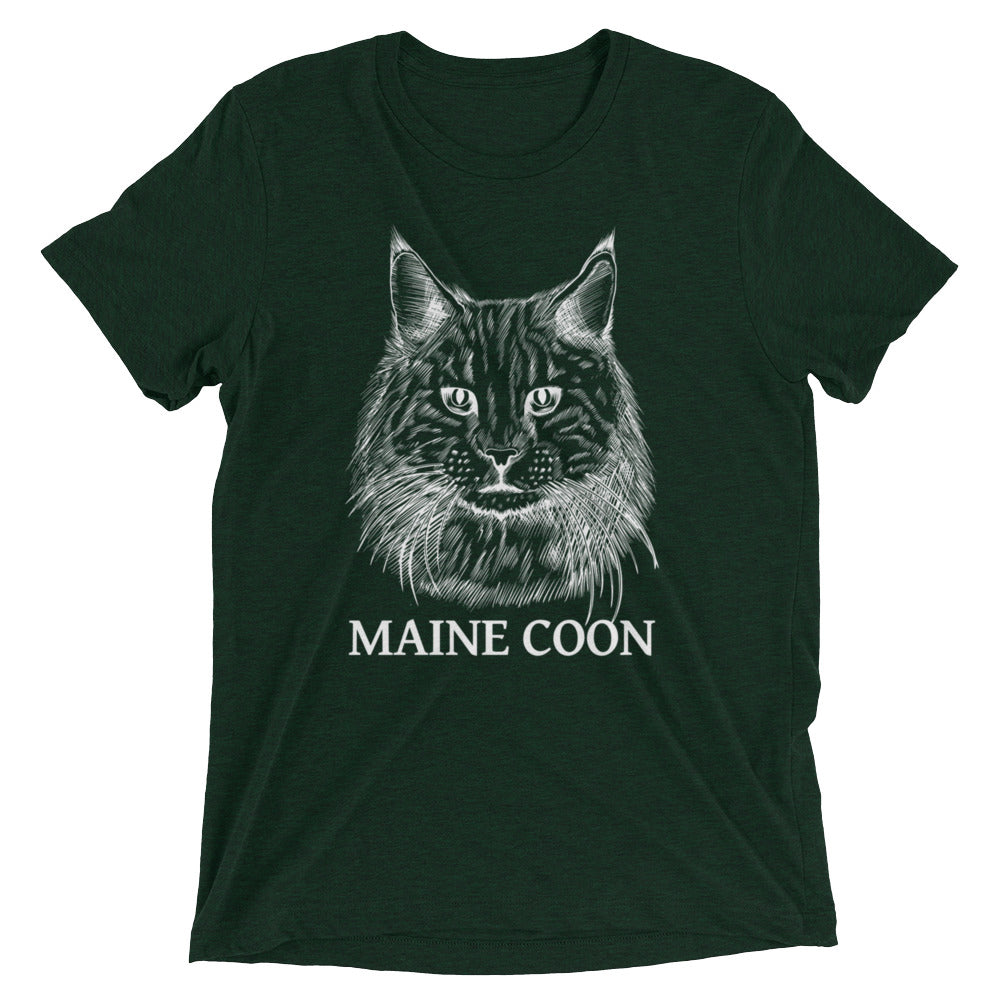 Maine Coon Breed T-Shirt