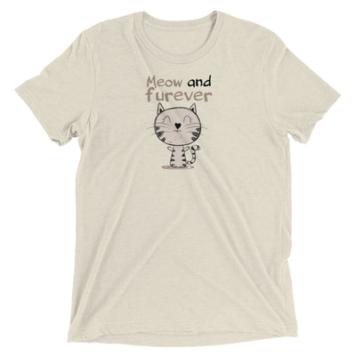 Meow and Furever Cat T-Shirt