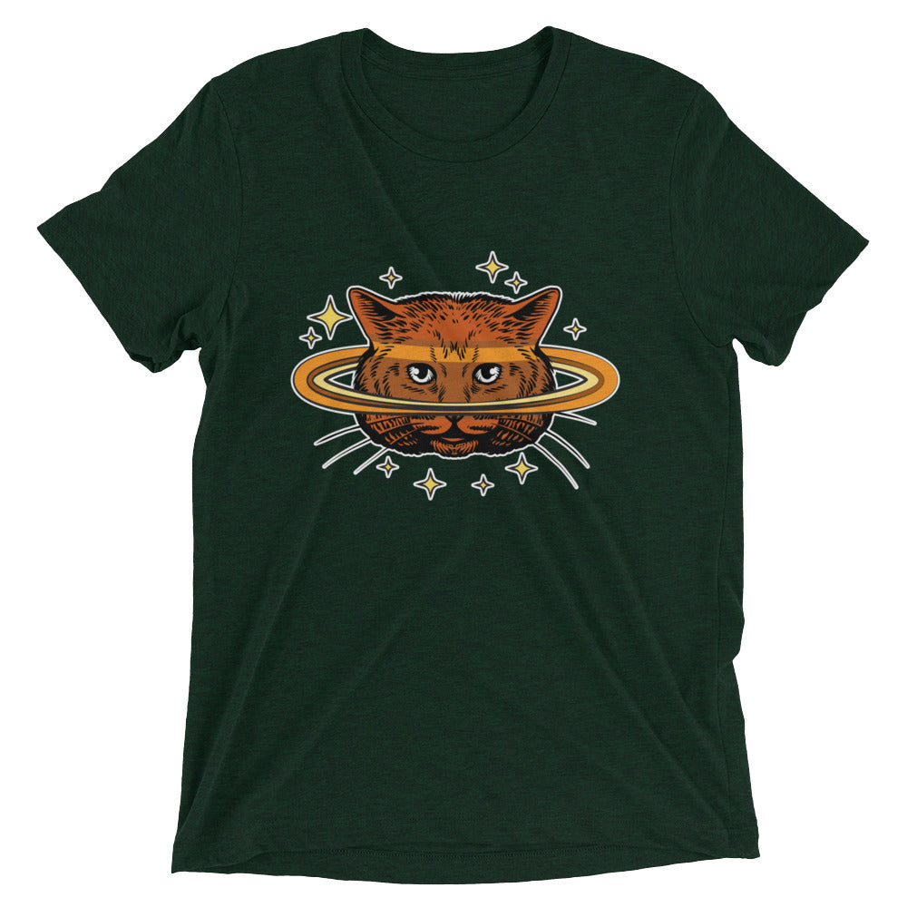 Saturn Cat T-Shirt