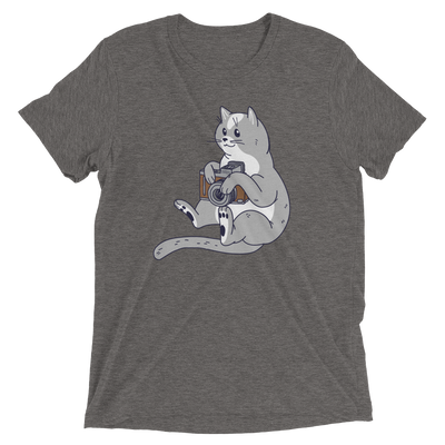 Now I Photo You Cat T-Shirt