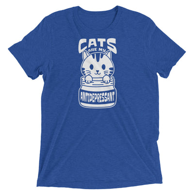 Cats Are My Antidepressant T-Shirt