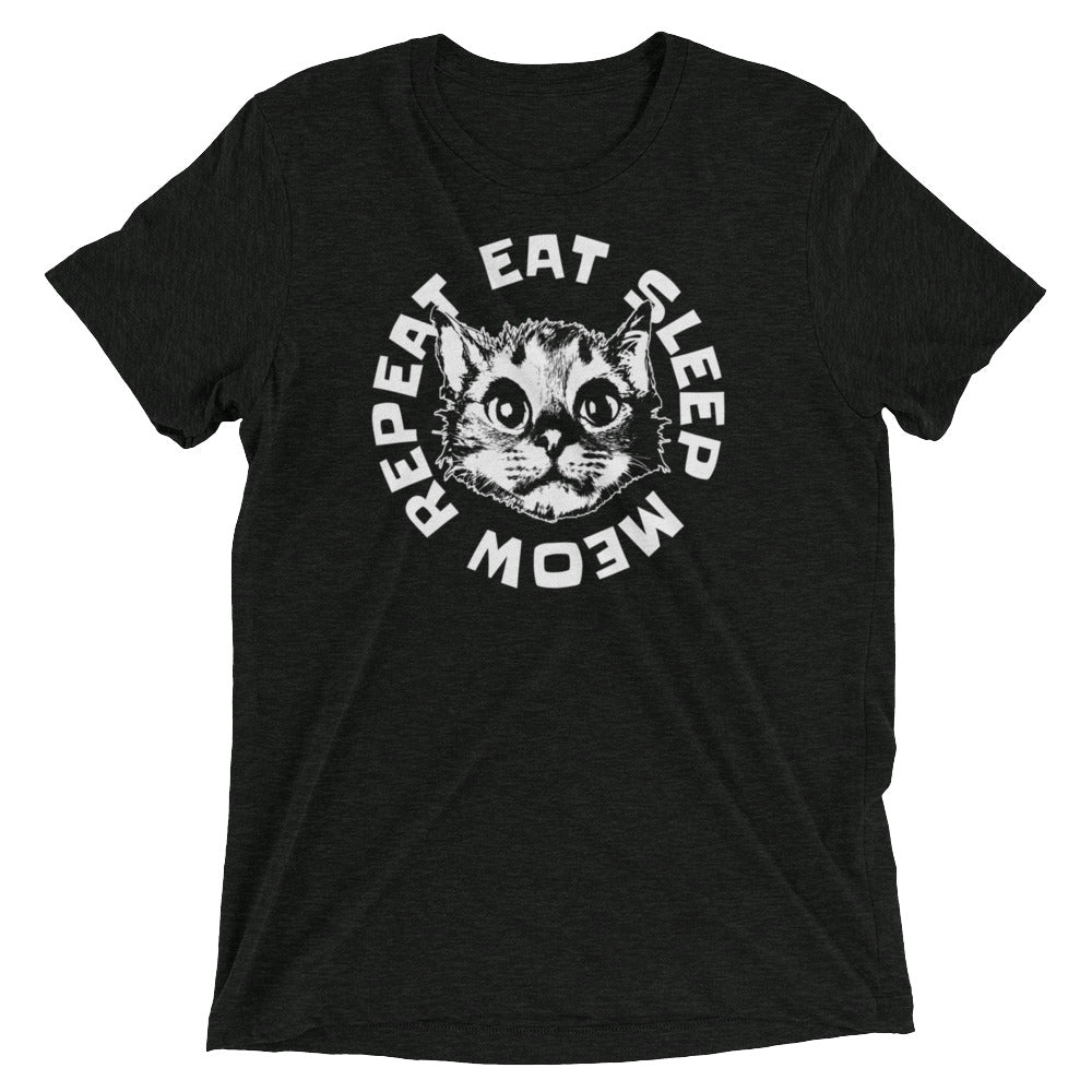 Eat, Sleep, Meow, Repeat T-Shirt