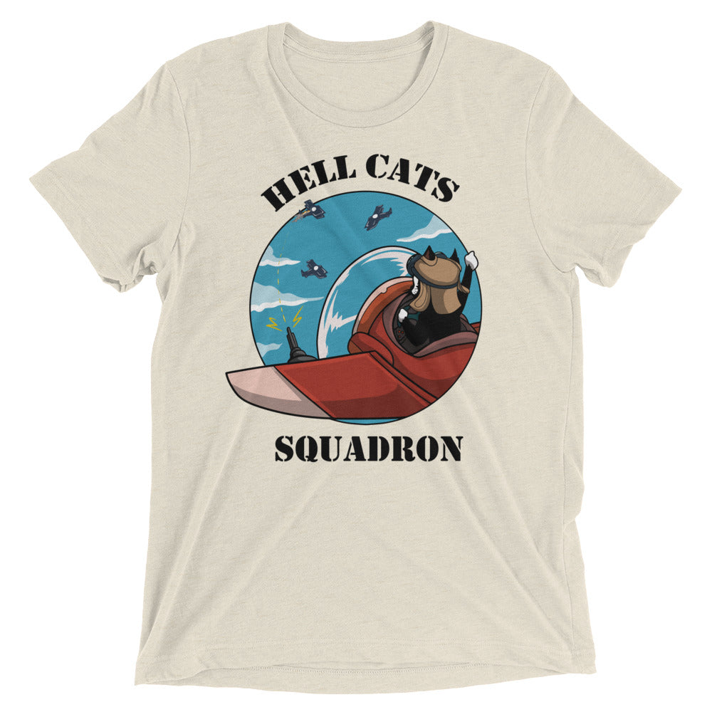 Hell Cats Squadron T-Shirt