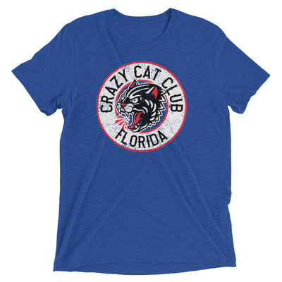 Crazy Cat Club Florida Chapter T-Shirt