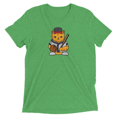 Baseball Cat Game Day T-Shirt