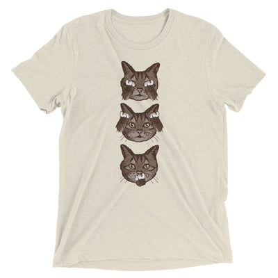 No Evil Cat T-Shirt