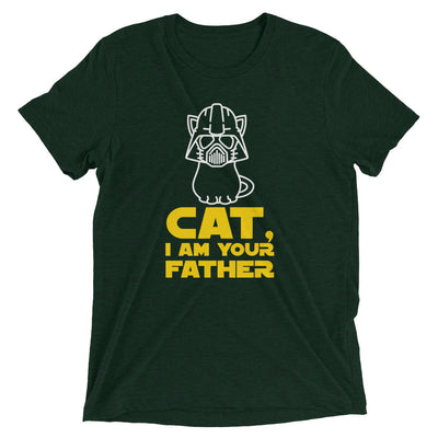 Cat I Am Your Father T-Shirt