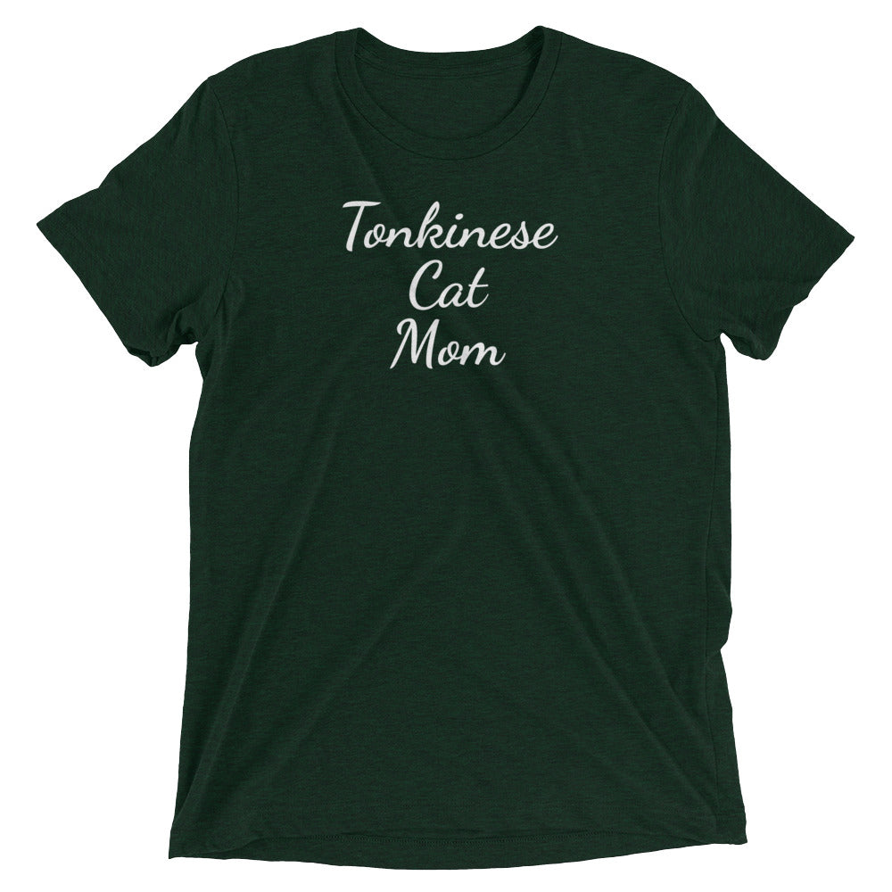 Tonkinese Cat Mom T-Shirt