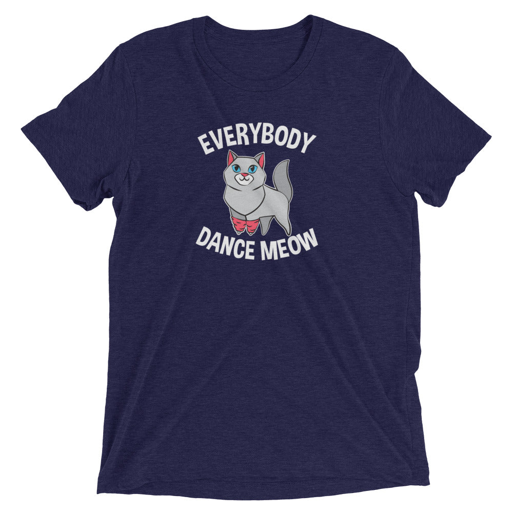 """Everybody Dance Meow"" T-shirt"