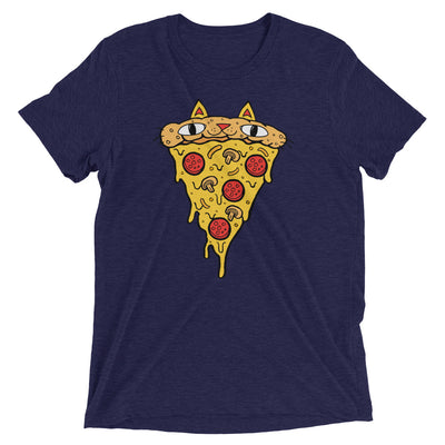 Slice of Cat Pizza T-Shirt