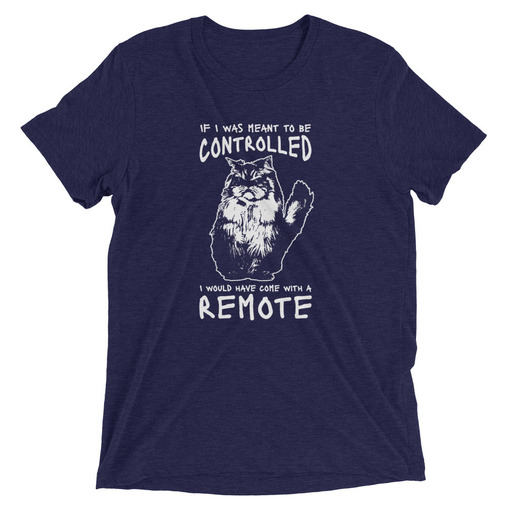 Cats Can't Be Controlled T-Shirt