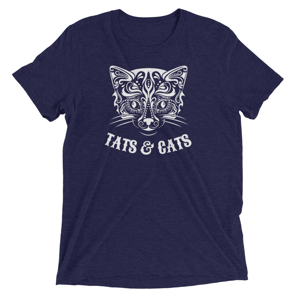 Tats & Cats Tattoo T-Shirt
