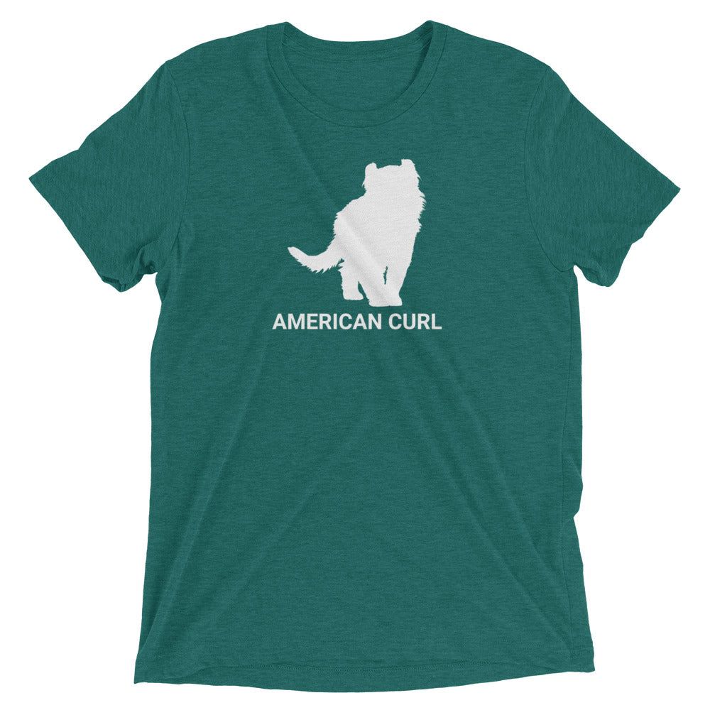 American Curl Cat Breed T-Shirt