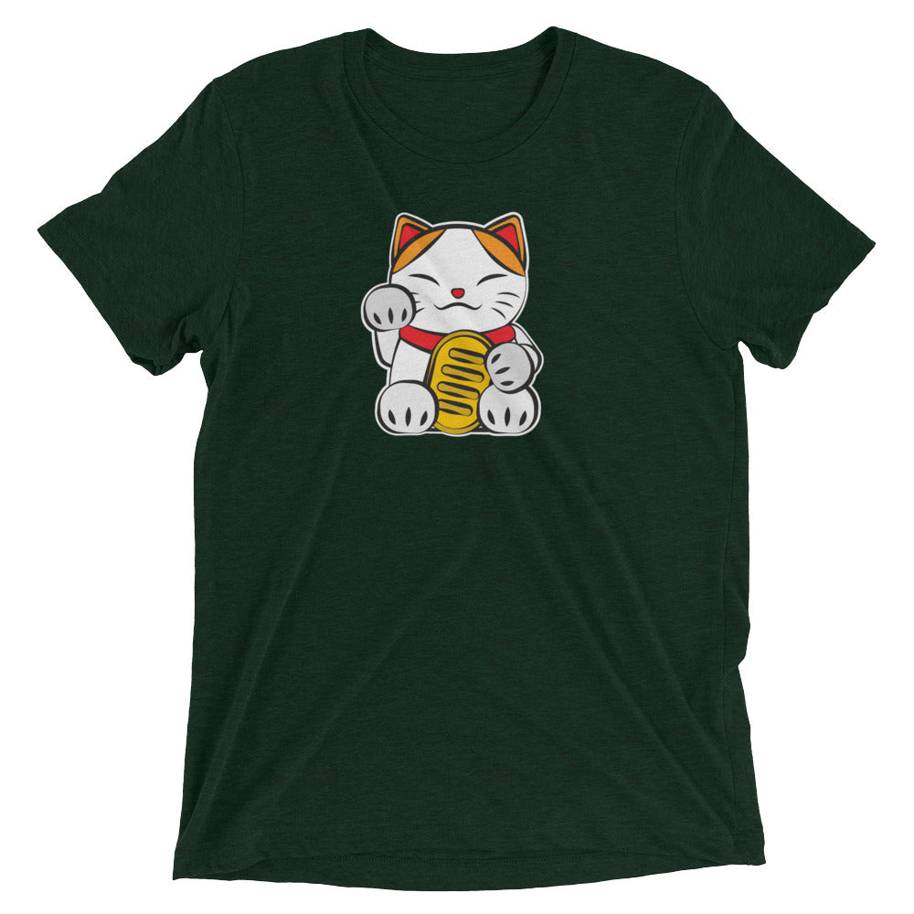 Lucky Cat #1: Classic Luck T-Shirt