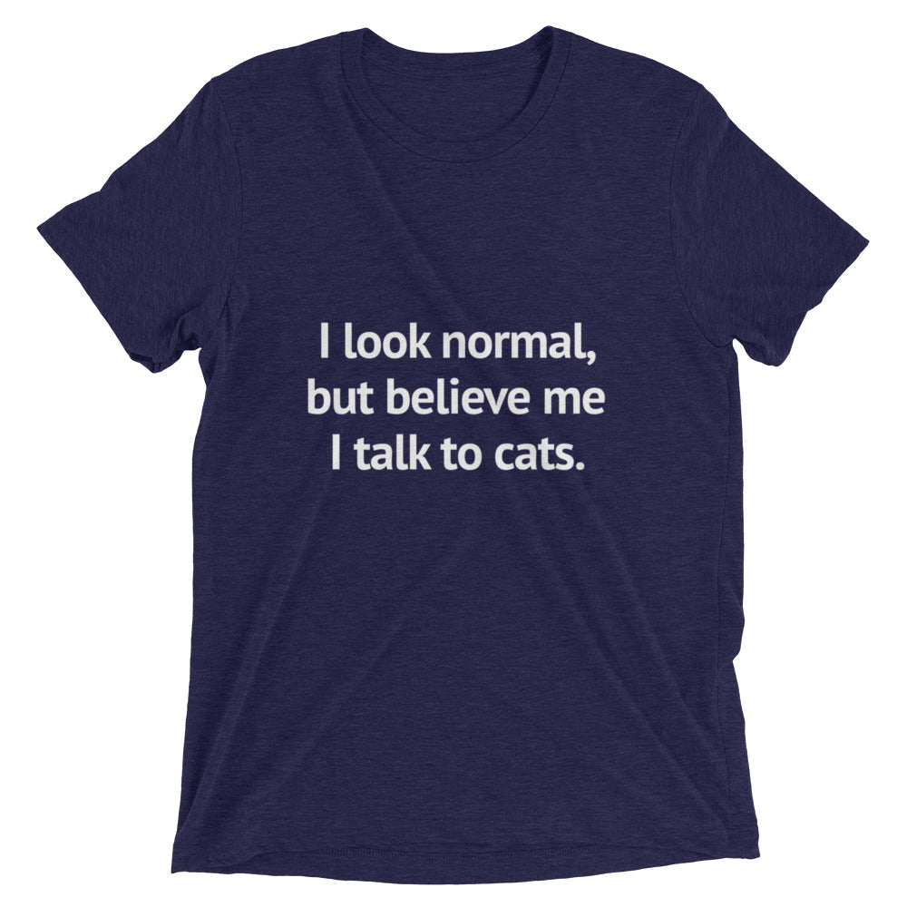 I Talk to Cats T-Shirt