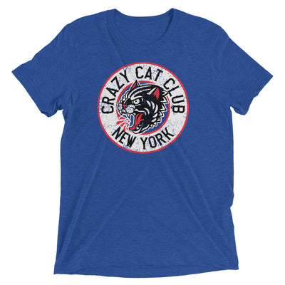 Crazy Cat Club New York Chapter T-Shirt