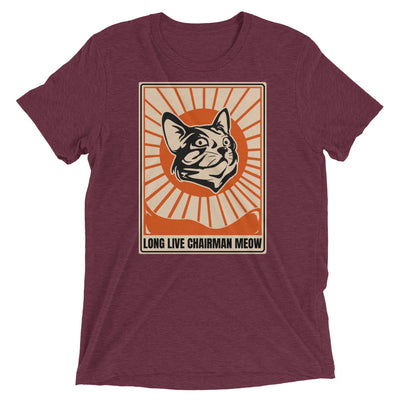 Long Live Chairman Meow T-Shirt