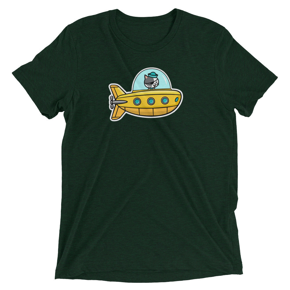 Cat Submarine T-Shirt