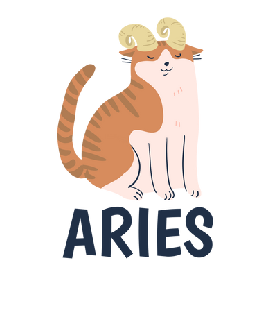 Zodiac Cat: Aries
