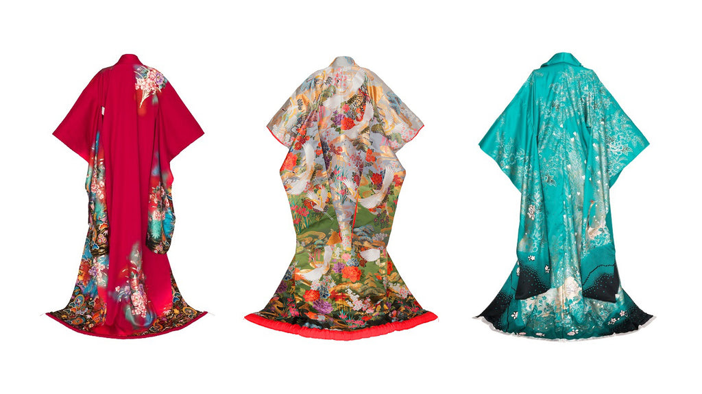 What is a real kimono?