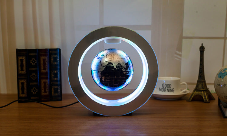 Levitating Earth - Lamp