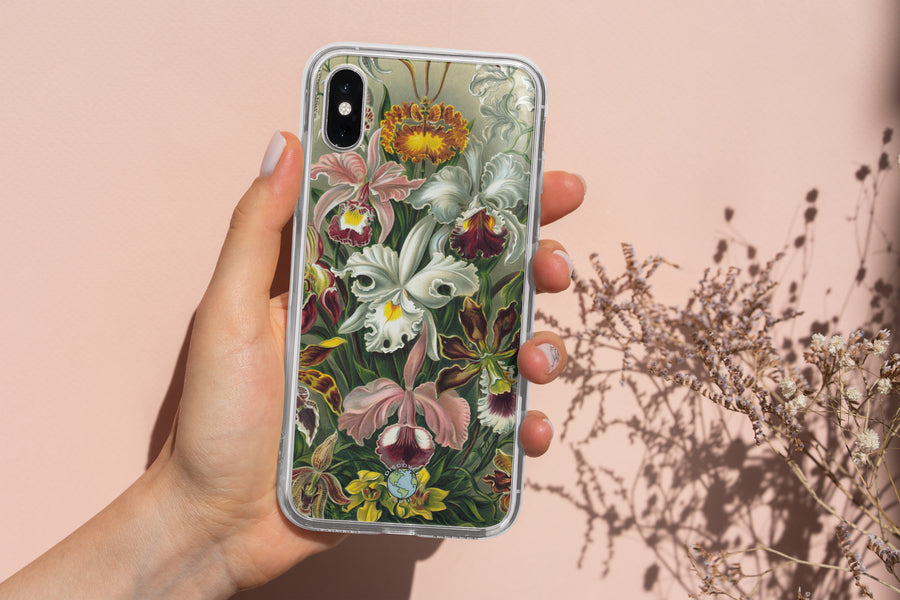 Orchids - iPhone Case