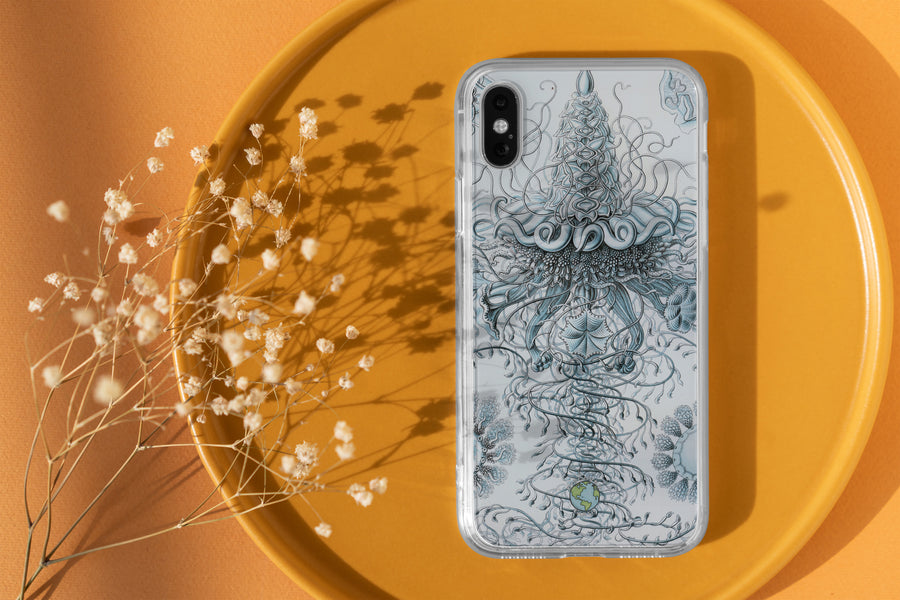 Siphonophorae - iPhone Case