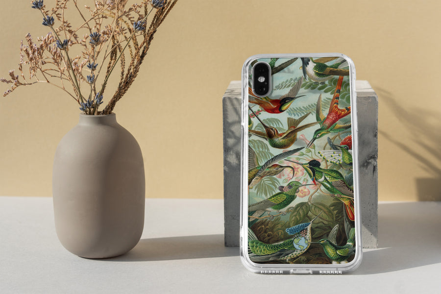 Hummingbird - iPhone Case