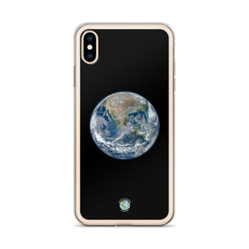 Planet Earth North America iPhone Case